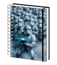 NOTEBOOK NOTEBOOK A5 STAR WARS STAR WARS SR71796 3D