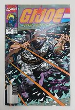 GI Joe  Comic Vol. 1 No. 103 August 1990  Marvel Comics  Very Fine Condition