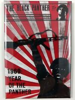 "The Black Panther News 2"" X 3"" Fridge / Locker Magnet. Civil Rights 1969"
