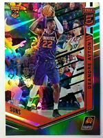 2018-19 Panini Chronicles Elite Green DeAndre Ayton Rookie RC #276, Suns