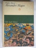 Alessandro MagnoMercer cde mondadorilibro storia bambini biografia illustrato