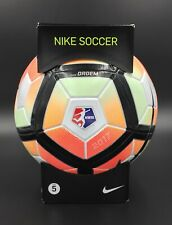 Nike Ordem 4 Nwsl Official Match Ball Soccer Promo Psc522 100 Womens Size 5 $150