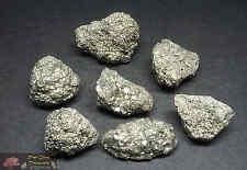 Iron Pyrite 1/2 Lb Lots Natural Chispa Crystal Minerals Fools Gold