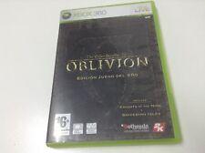 THE ELDER SCROLLS IV OBLIVION EDICION JUEGO DEL AÑO . España . GOTY. XBOX 360