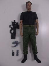 Stargate SG-1 Wizard World LE Black T-Shirt Daniel Jackson Diamond Select Figure