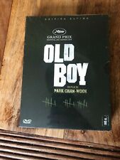 Dvd Old Boy Park Chan-wook Edition Ultime Neuf/blister