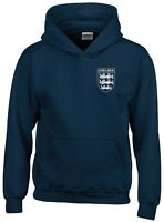 CHELSEA 3 LIONS CLUB AND COUNTRY SMALL CREST HOODIE MENS
