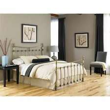panel bed - Brass Bed Frames