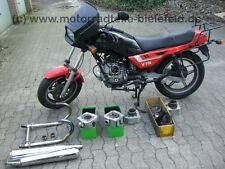 Moto Guzzi V 75 4-Ventiler 4-valve 65 50 35 Lario I II NTX C SP NTX: Benzin-Tank