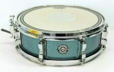 Ludwig breakbeats Snare Drum 5x14. Blue Free Shipping