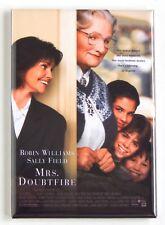 Mrs. Doubtfire FRIDGE MAGNET (2.5 x 3.5 inches) movie poster robin williams