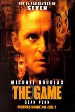 The Game (Michael Douglas, Sean Penn) DVD NEUF SOUS BLISTER