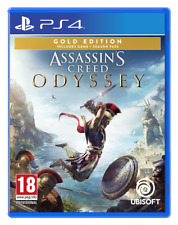 Assassins Creed Odyssey Gold Edition Ps4 - PSN Code
