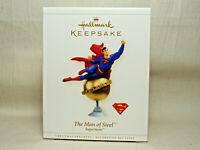Hallmark 2006 Ornament Man of Steel Superman D.C. Comics