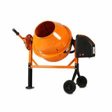 Portable 70L Cement Concrete Mixer