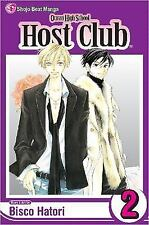 Ouran High School Host Club, Vol. 2 by Bisco Hatori