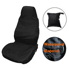 2 x Universal Car Van Seat Cover Waterproof Front Seat Covers Protectors Nylon