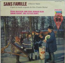 Sans Famille 33 Tours Brasseur Blier Renand Misraki