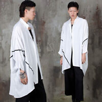 NewStylish Mens Fashion Casual Wear Antique Metal Cross Wallet Chain