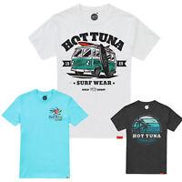 Hot Tuna - Surf Summer Beach Style - Men's - T-shirts - Sizes S,M,L,XL,XXL