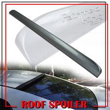 Painted Acura TL III 3rd Sedan Window Visor Smooth Rear Roof Lip Spoiler 04-08