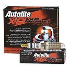 Autolite Iridium Xtreme Performance Spark Plugs - MPN XP5863 - Set of 4 Plugs