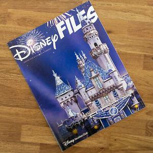 Disney Files Magazine - Summer 2015 Volume 24 No 2 Bora Bora Bungalow Tour DVC