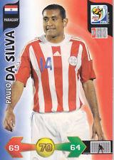 Panini adrenalyn xl coupe du monde 2010 santi Cazorla