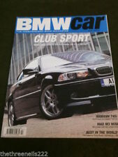 Cars, 2000s Magazines Bmw Car