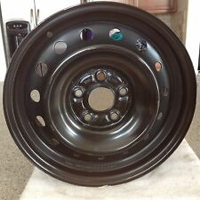 06 07 HONDA CIVIC WHEEL 16x6-1/2 STEEL Rim Black NEW WHEEL FACTORY OEM 63900