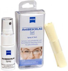 Zeiss Antibeschlag Set Optik-Pflege Reinigungsmaterialien