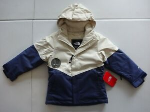 North Face Girl's Brianna Insulated Jacket NWT 2019