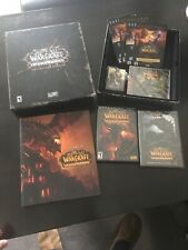 World of Warcraft: CATACLYSM - Opened Collector's Edition - USED GAME KEY