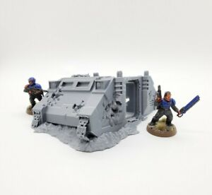 3D Printed 40K/Kill Team Scenery/Objective Marker Space Marine Rhino Wreck