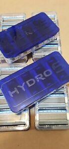 Schick Hydro 5 Sense Hydrate Razors Refill  6 Cartridges 24 Refill Bulk Package