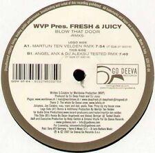 WVP - Blow That Door Pres. Fresh & Juicy Martijn Ten Velden Angel Anx & Dj Alek