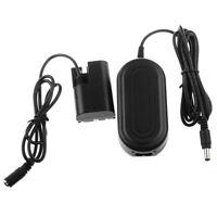 NEW ACK-E5 DR-E5 AC Power Adapter Coupler For CANON EOS 450D 500D 1000D XSi 500D