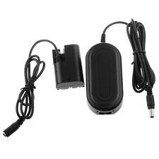 ACK-E5 AC Power Adapter DR-E5 DC Coupler For CANON EOS 450D 500D 1000D 500D DSLR