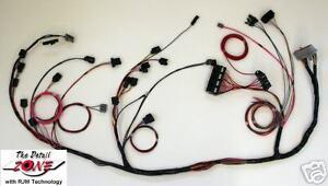 Ford 5.0 EFI Speed Density universal wiring harness 1985-1992