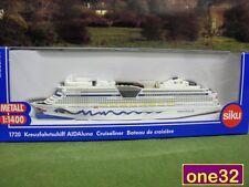 SIKU AIDA LUNA CRUISELINER SHIP MODEL 1:1400 1720 *BOXED & NEW*