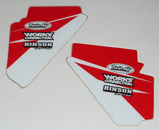 HONDA CRF 150 AIR BOX AIRBOX GRAPHICS DECALS STICKERS 07 08 09 10 11 12 13 14