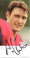 Robert Kovac (Bayern München) 2003/2004 - original . DFB