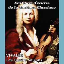 CD Les chefs-d'oeuvre de la musique classique - VIVALDI - Les Quatre Saisons