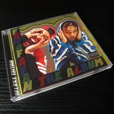 Chris Brown X Tyga - Fan Of A Fan (The Album) USA CD Deluxe Edition MINT #K01*