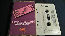 ERIC CLAPTON Another Ticket   *US MC TAPE*1981*