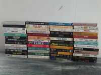 Lot Of 52 Music Cassette Tapes Singles From Various Artists