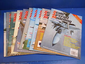 Scale Aircraft Modelling Magazine 2006 - 2020 - Select From Back Issues