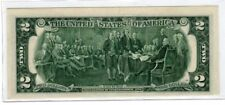 Truckee, California 1976 $2 Two Dollar Bill First Day of Issue Cancelled Stamp