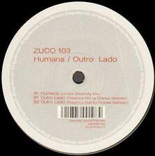ZUCO 103 - Humana (London Elektricity Mix) / Outro Lado (Presence Rmxs)