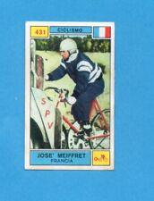CAMPIONI SPORT 1969-70-PANINI-Figurina n.431- MEIFFRET-FRANCIA-CICLISMO -Rec